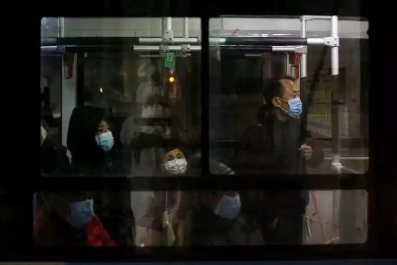 记者在武汉拍下的这一幕,让中央赴湖北指导组震怒! 作者:芒果飘香